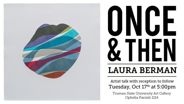 Artist Talk and Reception, Oct. 17th