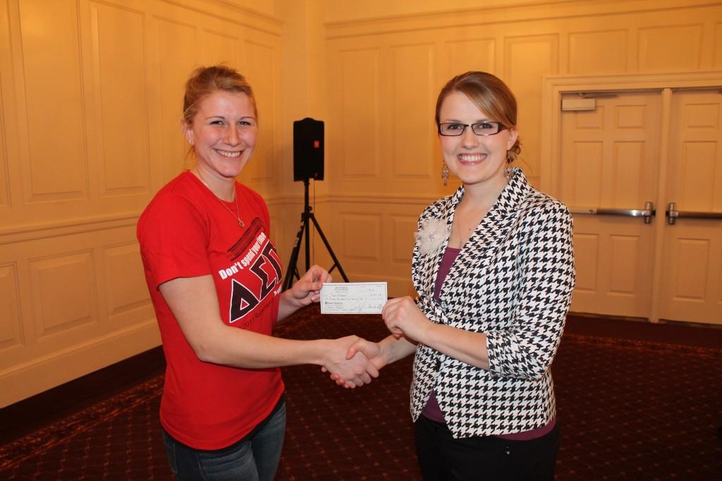Truman State Donation Pic