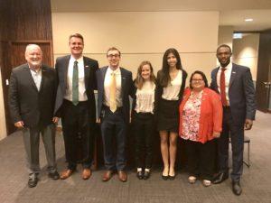 Internship Spotlight: Austin Koster, Senior Business Administration (Finance Concentration) and Economics Major