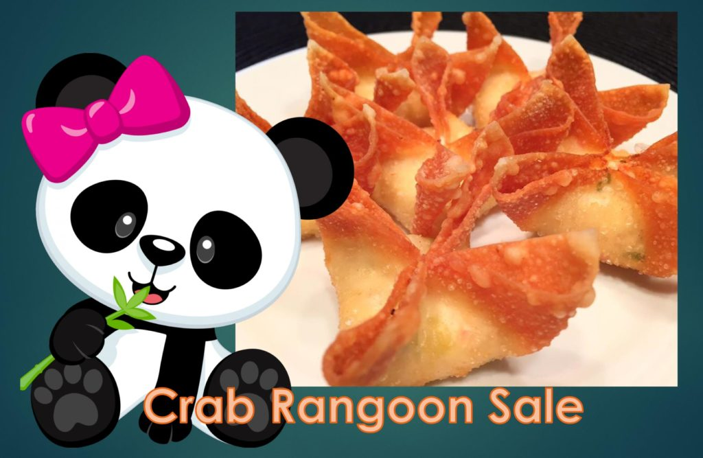 Crab Rangoon Delivery