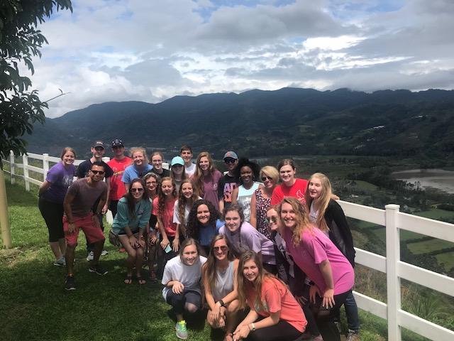 TSU Costa Rica 2018