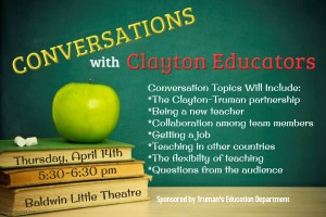 Clayton Truman Conversations