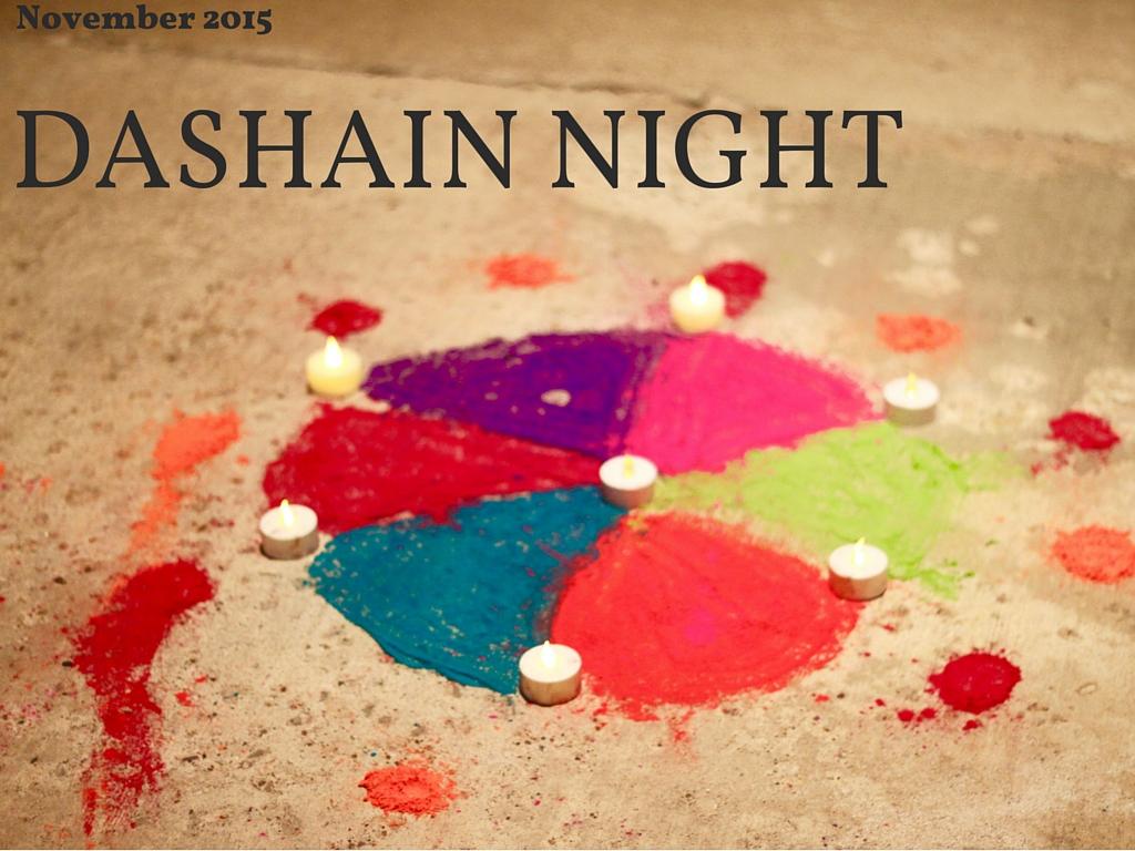DASHAIN NIGHT