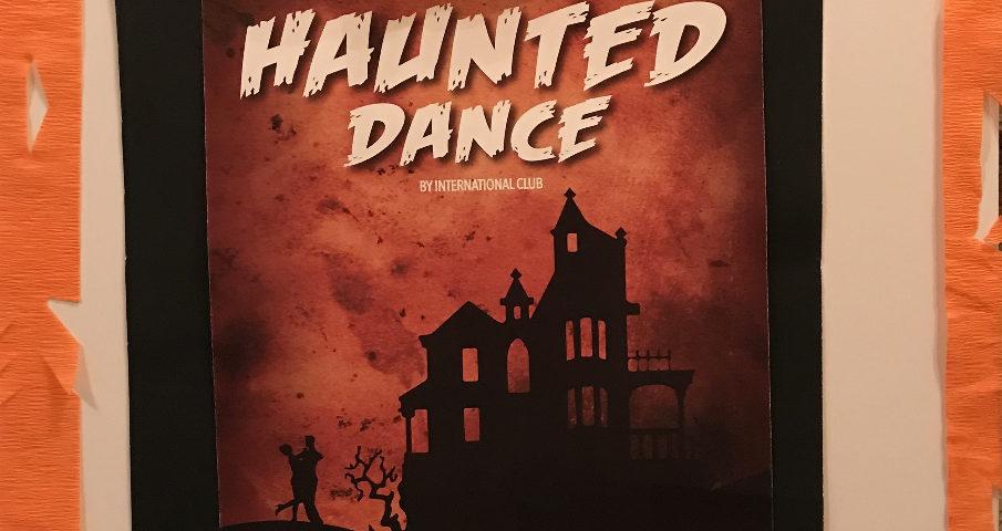 International Club Formal: The Haunted Dance