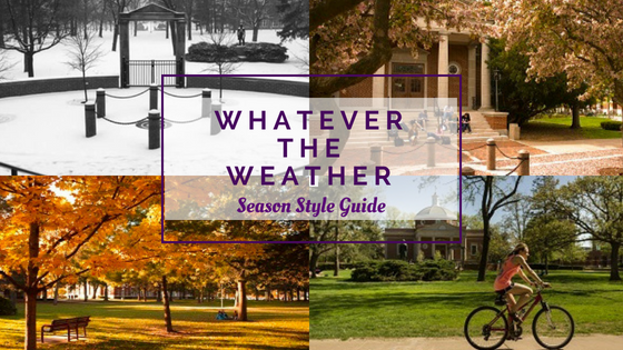 Whatever The Weather: The Right Things for the Seasons