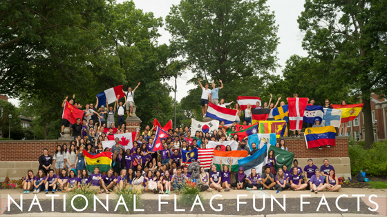 Fun Facts about National Flags of the World