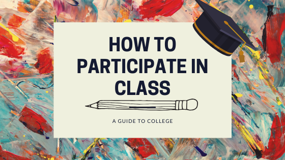 How To Participate In Class More