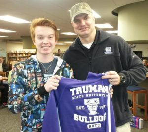 Kirksville High School Student Leader of the Month