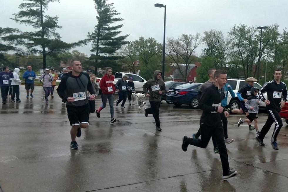 ROTC 5K Run