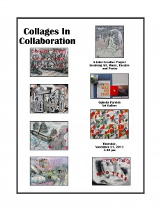 Collages In Collaboration Cover Fall13