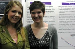 Sarah Bussen & Erin Nyquist