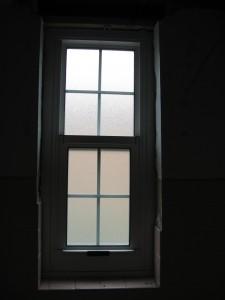 New Bathroom Windows 10-15-09