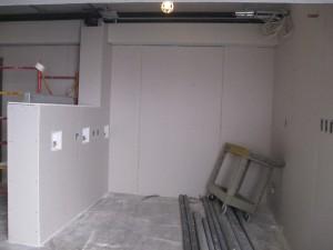 Laundry Room hook-ups 02-26-10