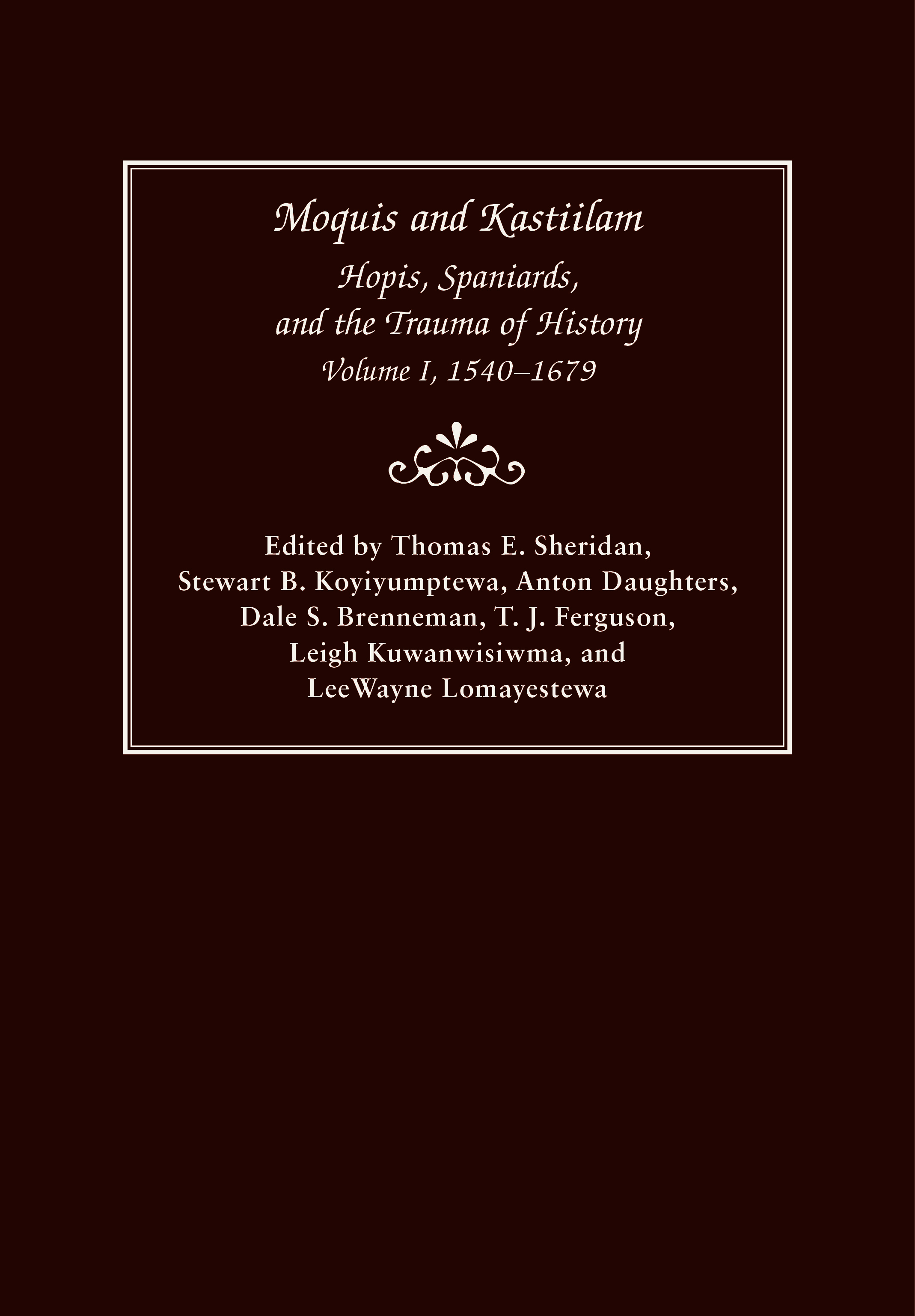 Hopi Book Cover