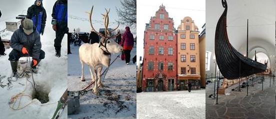 Katie in Finland