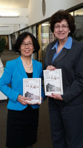 Huping Ling and Elizabeth Clark