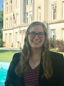 Emily - Justice Systems Major Internship