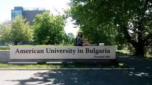 Bulgaria ISEP Bethany Moore