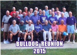 Comer's Bulldog Reunion in Nashville, Ill.