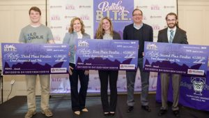 Bulldog B.I.T.E. Rewards Student Entrepreneurs
