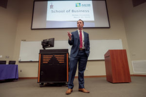 School of Business Recognizes Students