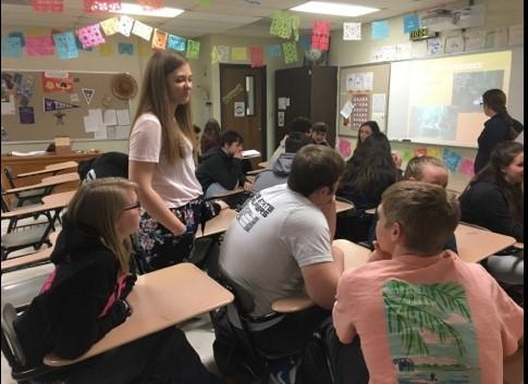 Linguaprofs at Macon High School
