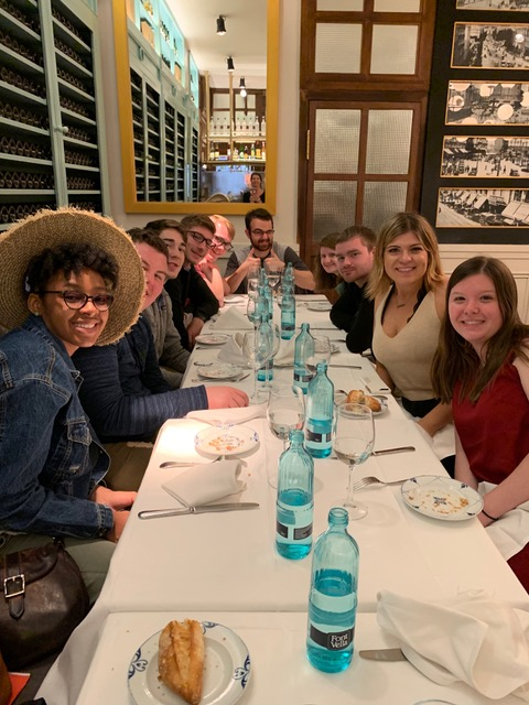 2019 Summer Study Abroad in Spain