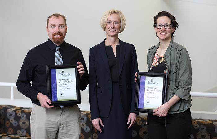 Norgard Receives Innovation Award
