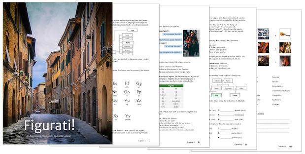 New Italian Textbook Ready for Fall Semester