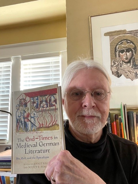 Dr. Ernst Hintz publishes new book