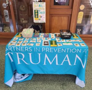 Truman Partners in Prevention Promote Suicide Prevention and Awareness with Ask, Listen, Refer