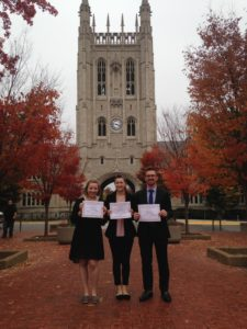 Woodwind Students Receive Awards at MMTA Competitions