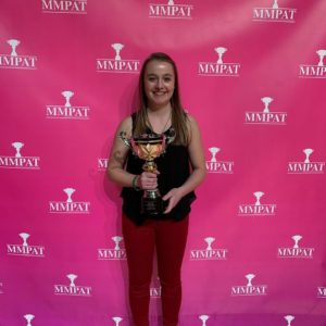 Hannah Gallamore receives Grand Prize