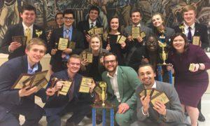 Forensics 2018 MO Debate Champions (Again)!