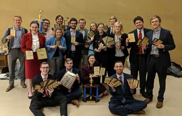 Truman Forensics Earns Missouri State Championships