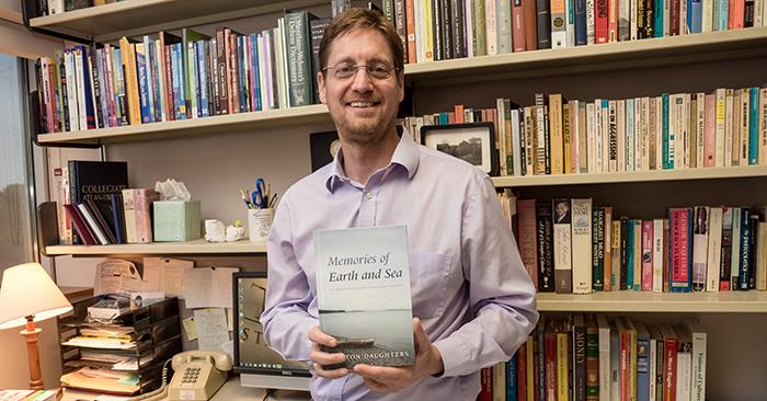 Professor's Book Looks at Cultural Change in Chile