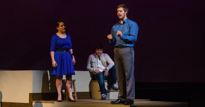 Theatre Class Presents One-Act Plays